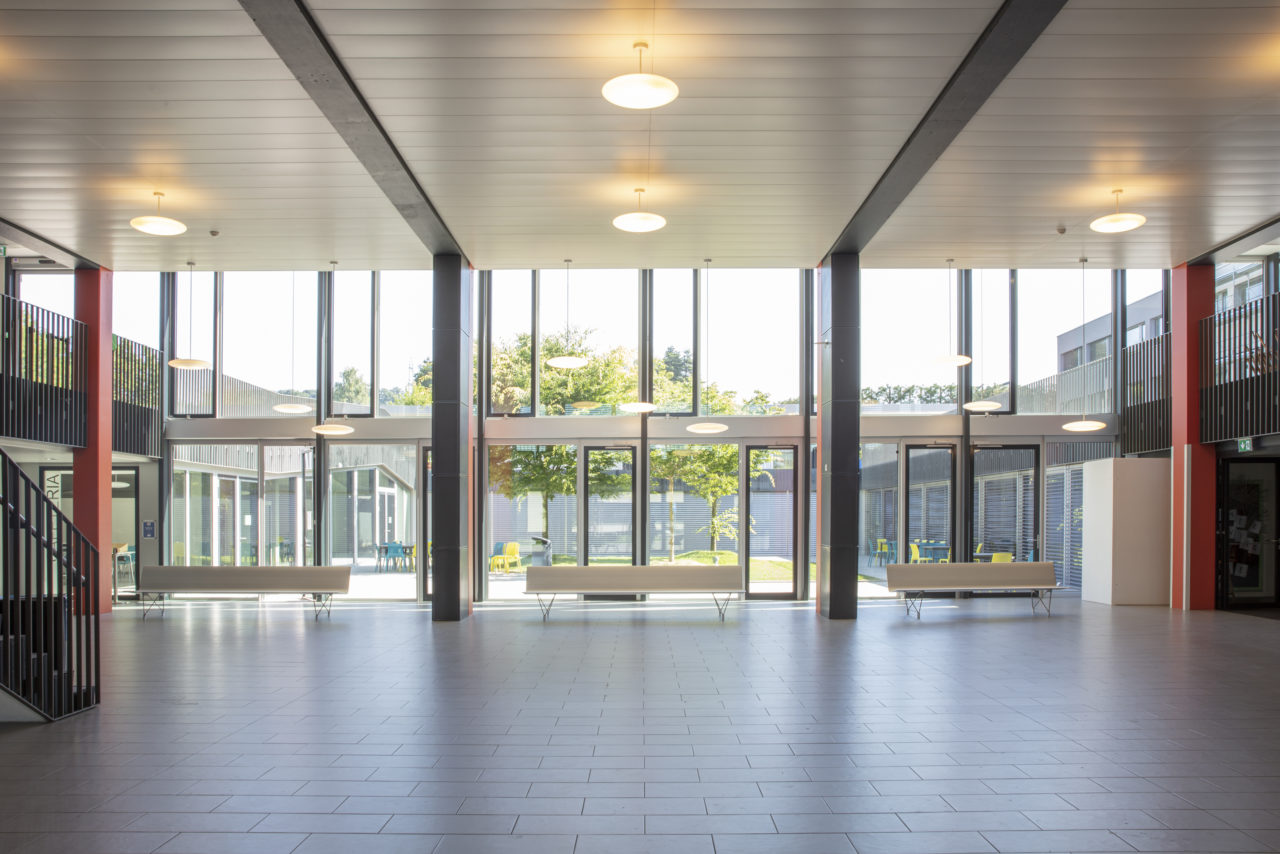 International School of Lausanne Main Hall
