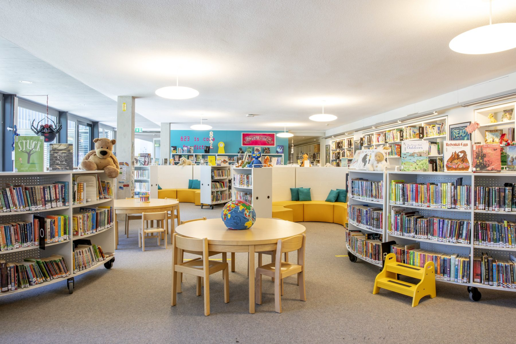 Library International School of Lausanne
