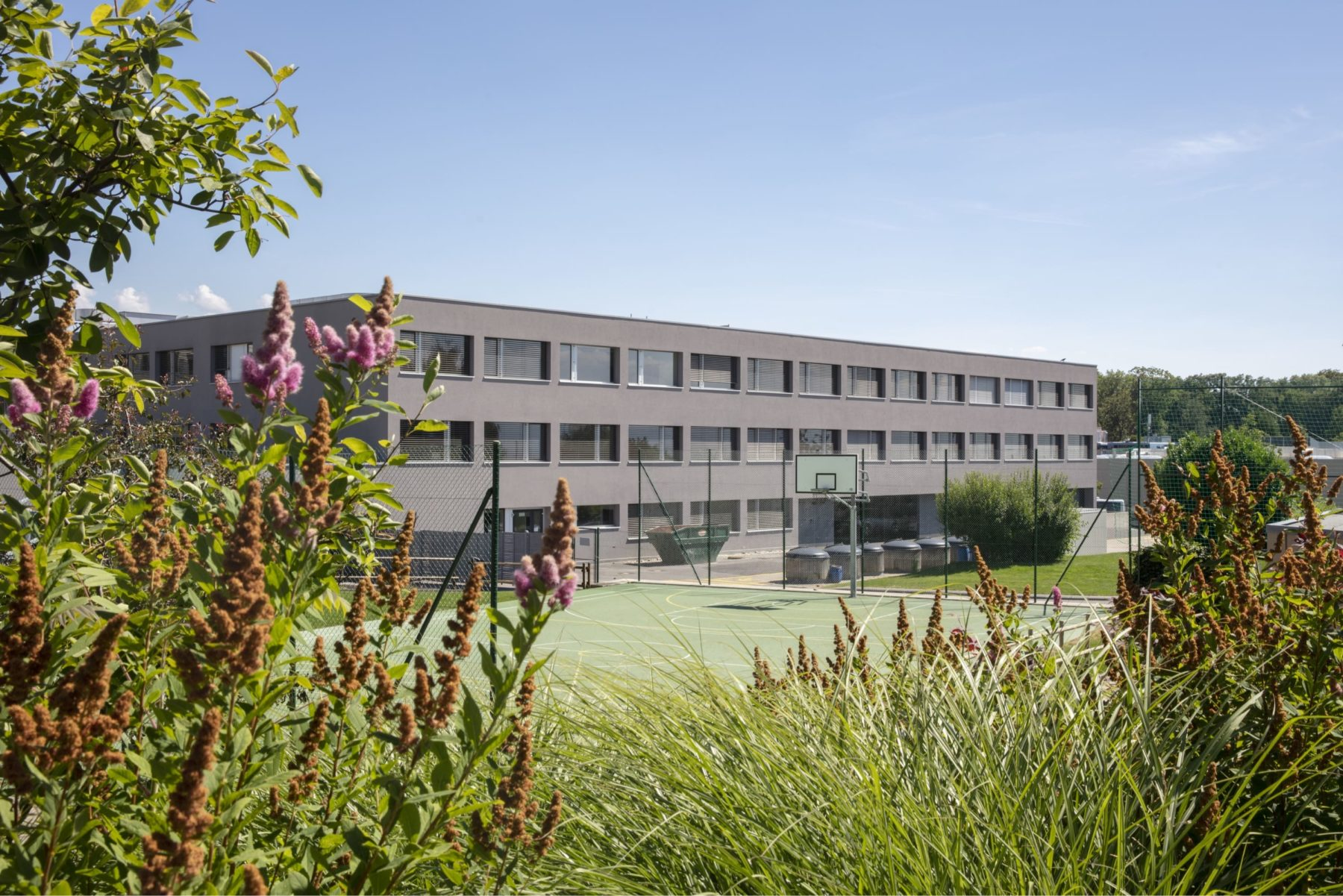 North campus International School of Lausanne