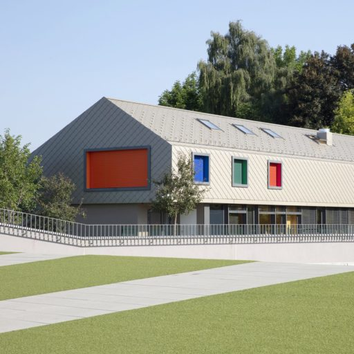 Early Childhood building at ISL