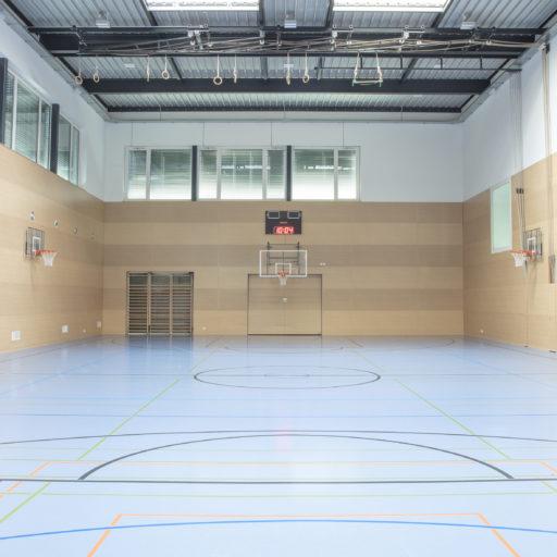 ISL Gym Hall