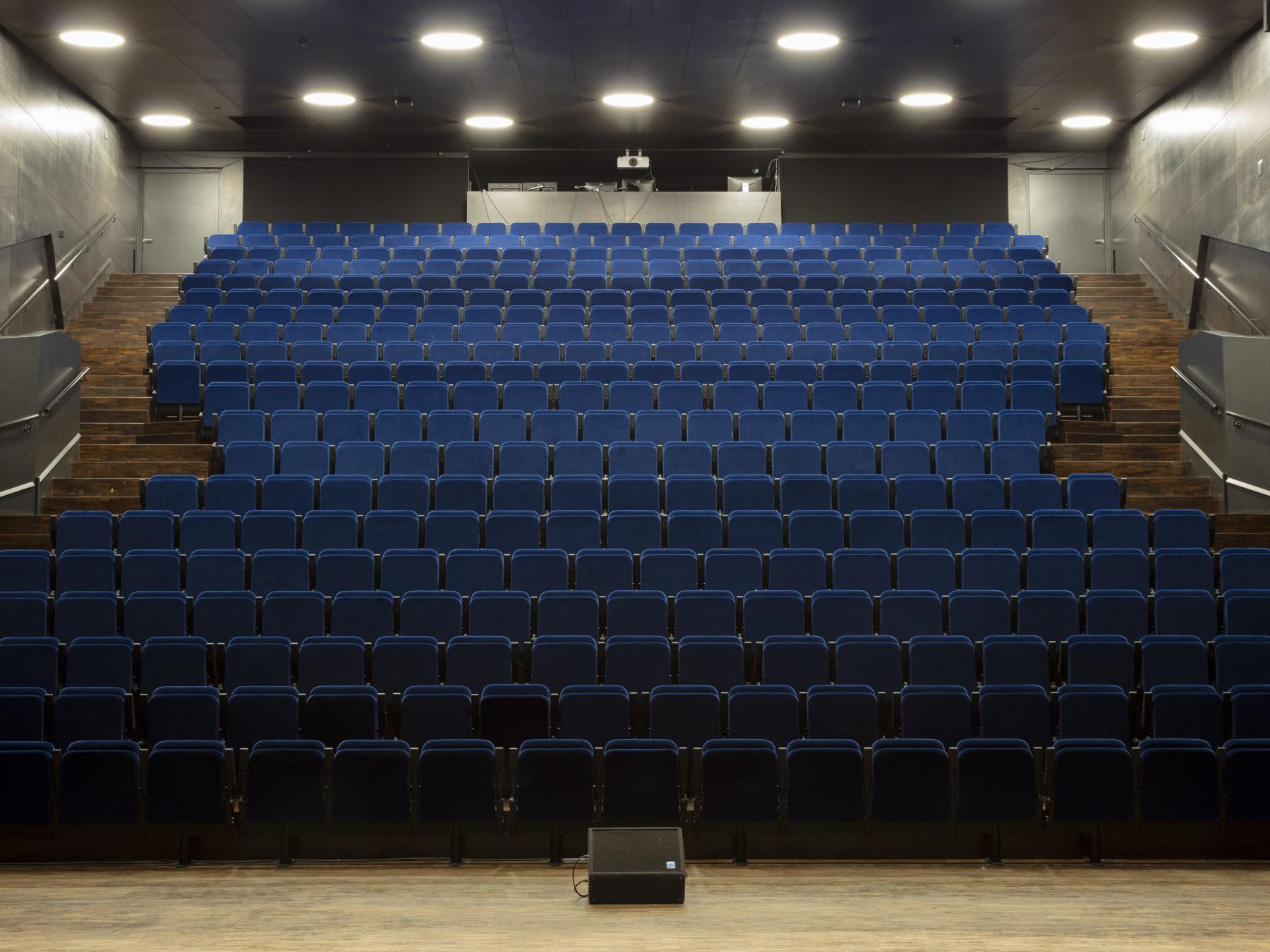 Auditorium of the International School of Lausanne