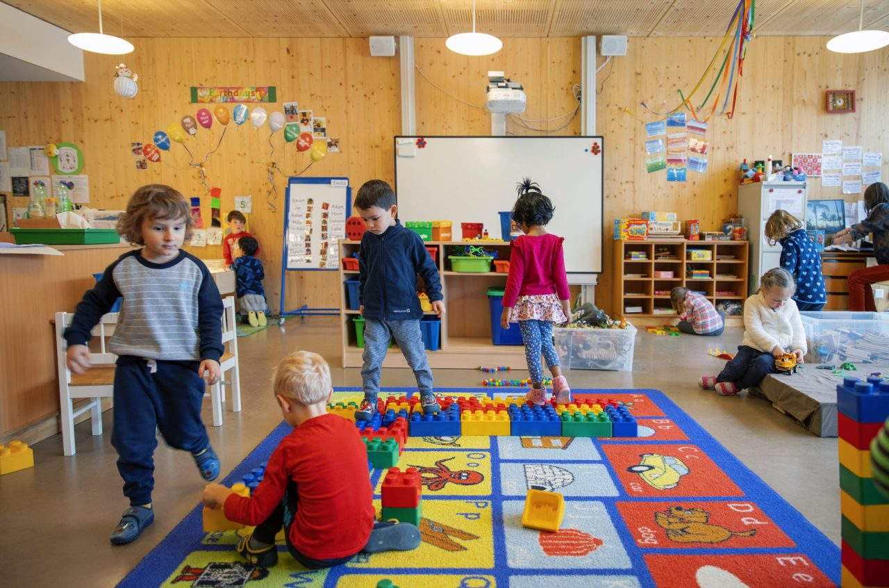 Early Childhood classroom