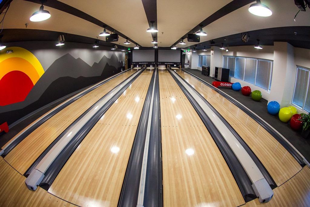 Bowling at Google